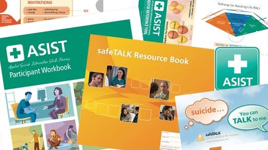 Applied Suicide Intervention Skills Training (ASIST) – SEPTEMBER AND NOVEMBER COURSES